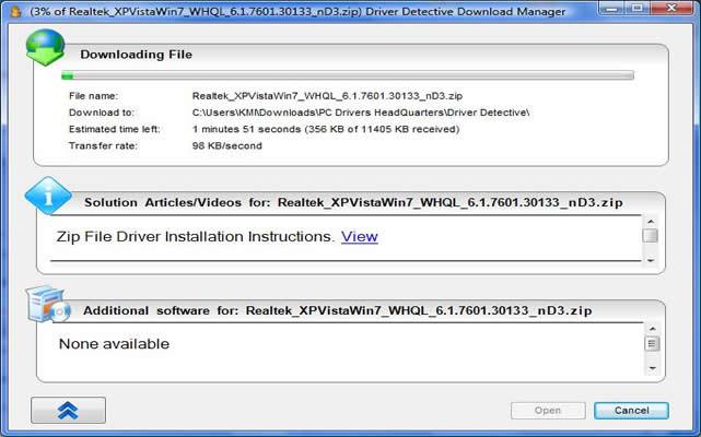 realtek card reader software download