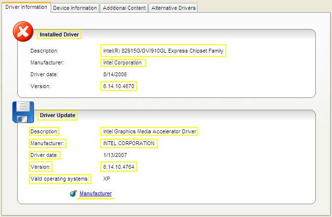 Graphics driver ploblem with Intel(R) G/GV/GL E - Windows 7 Help Forums